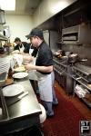 Efficient kitchen staff