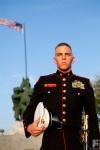 Ryan Reed at Iwo Jima Memorial
